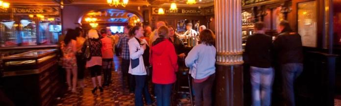 Robinsons Bar Belfast