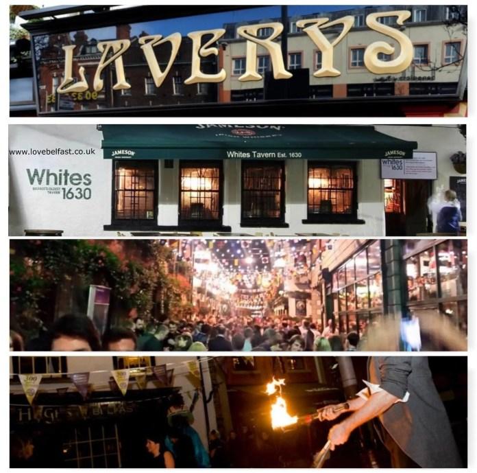Top 10 Bars in Belfast Love Belfast