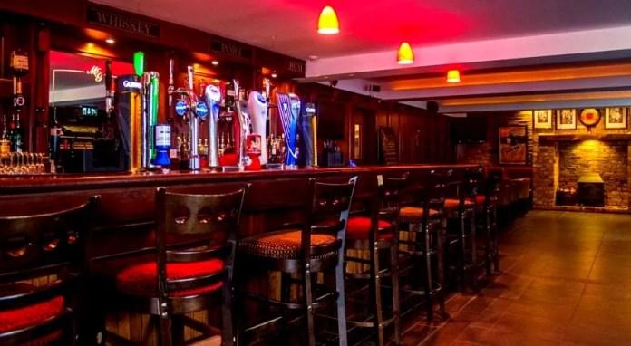 mcglone bar Love Belfast
