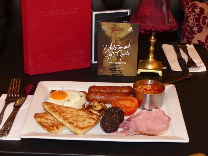 AMPM Belfast Breakfast