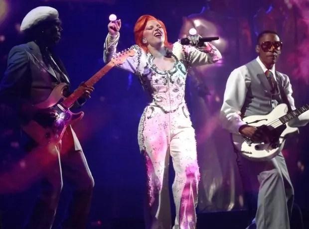 Lady Gaga David Bowie