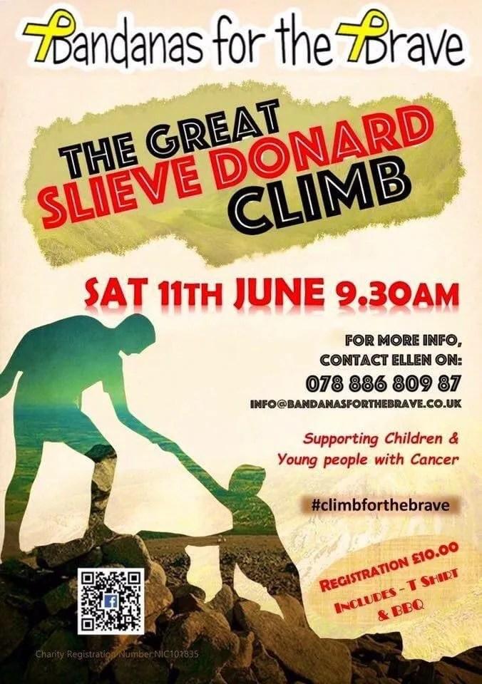 The Great Slieve Donard Climb