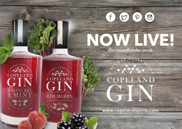Crowdfund Copeland Gin