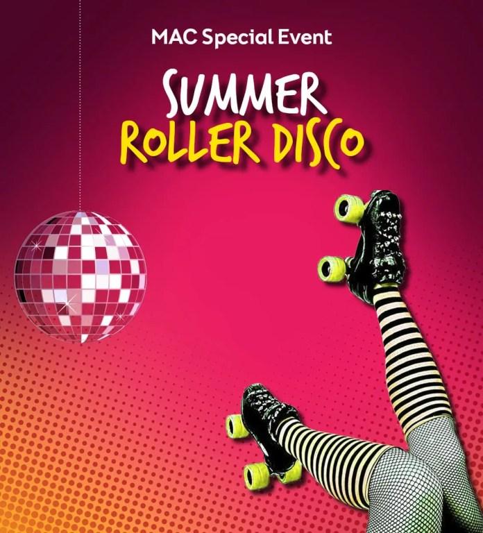 Summer Roller Disco patch