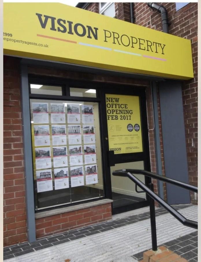 North Belfast Vision Property