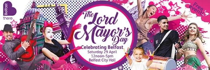 Belfast Lord Mayor Show