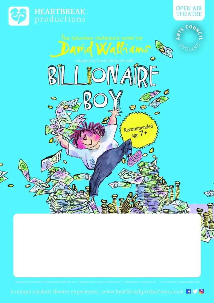 Billionaire Boy Love Belfast