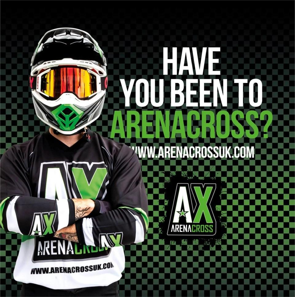 Northern Lights Arena Schedule: Win Tickets To Arenacross Tour 2018 In Belfast #AXUK