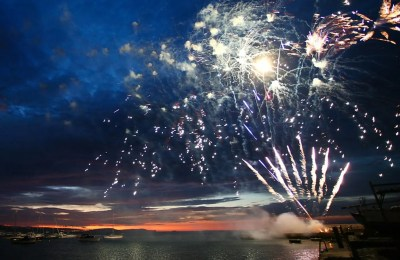Groomsport Music and Fireworks