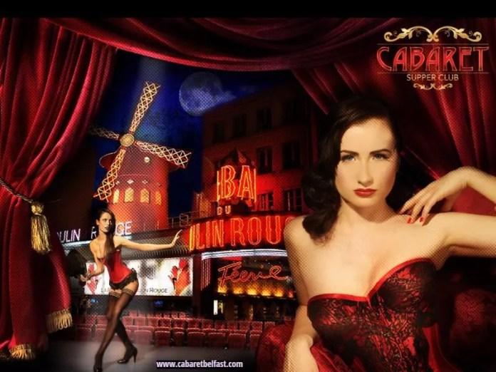Moulin Rouge Belfast