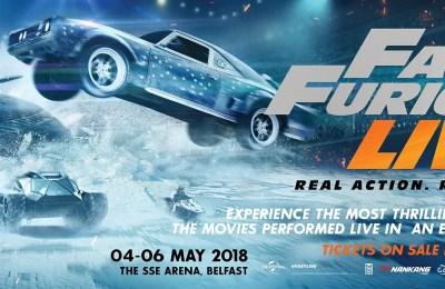 Fast&FuriousLive Belfast