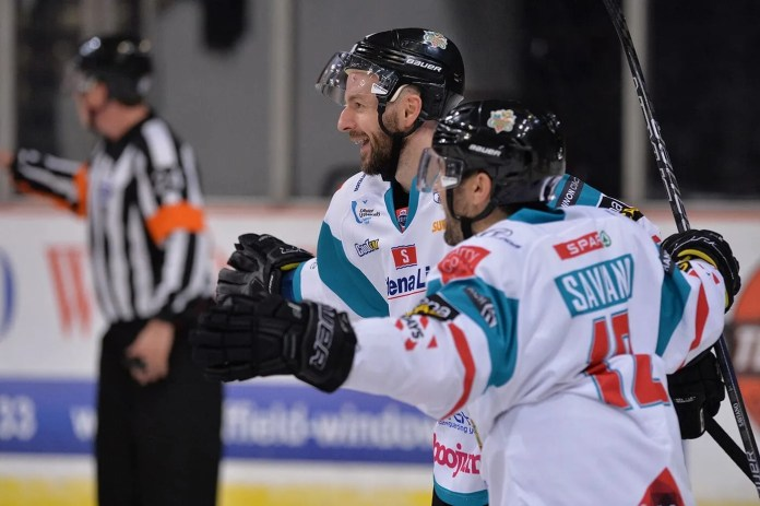Belfast Giants vs Steelers
