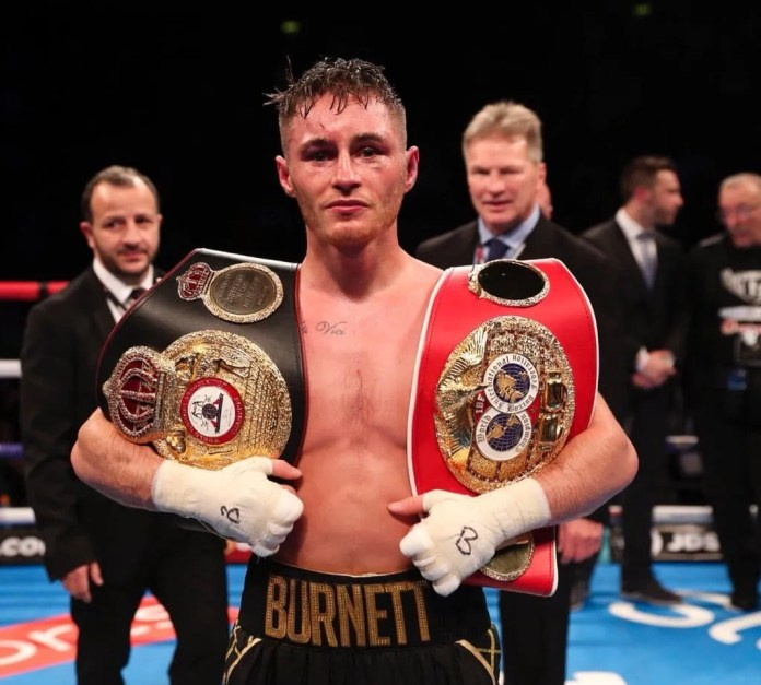 Ryan Burnett Boxing