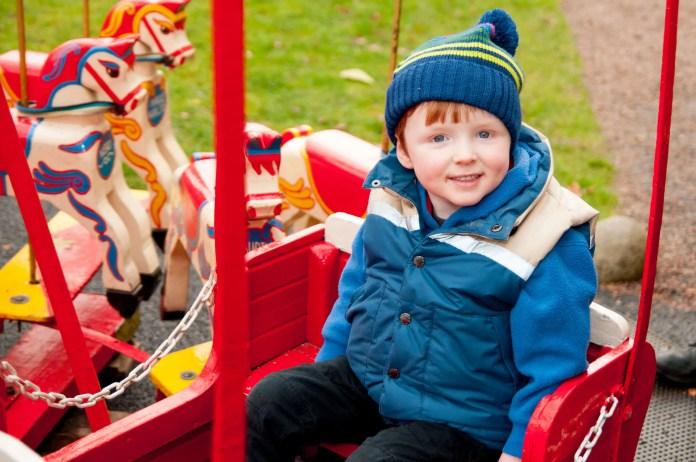 Christmas at Rowallane