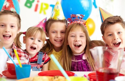 Regions that spend the most on birthdays