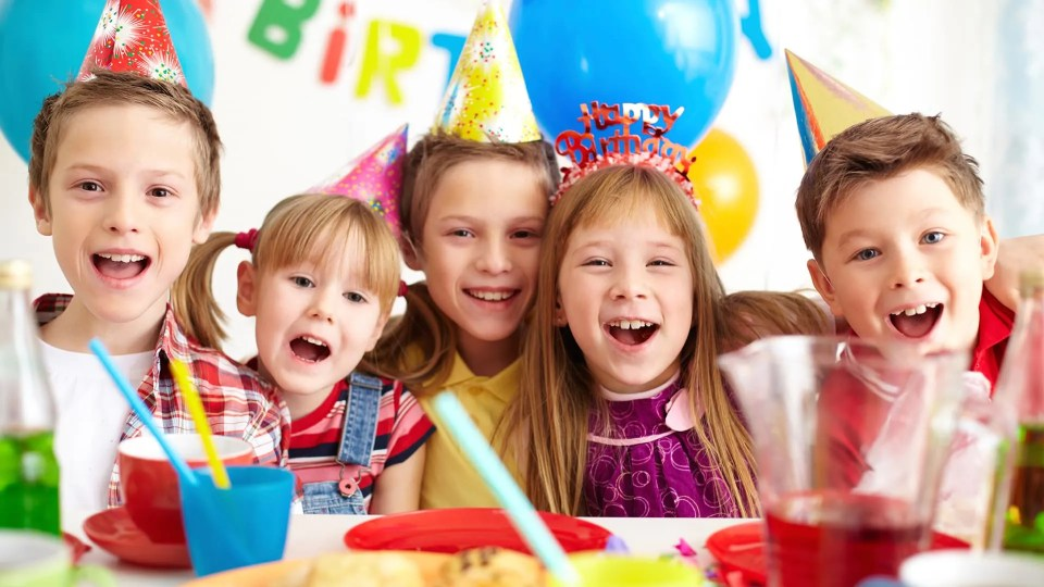children's birthdays