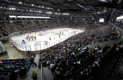 Elite League - Belfast Giants SSE Arena