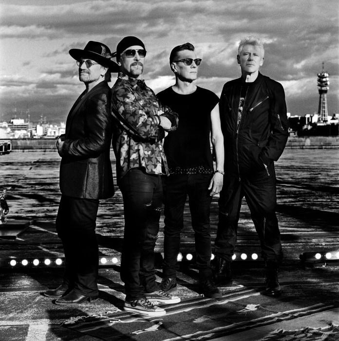 U2 eXPERIENCE + iNNOCENCE Tour 2018 - BELFAST & DUBLIN DATES ANNOUNCED