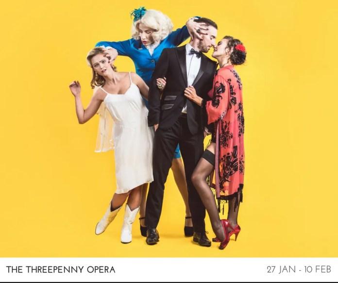 three penny opera lyric Theatre