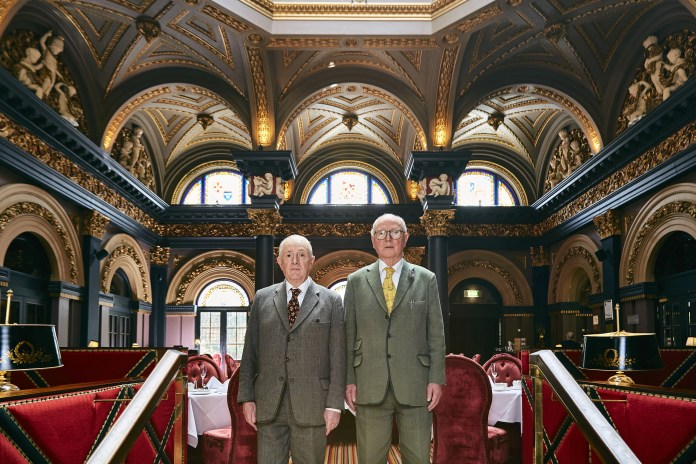Gilbert and George Merchant (1)