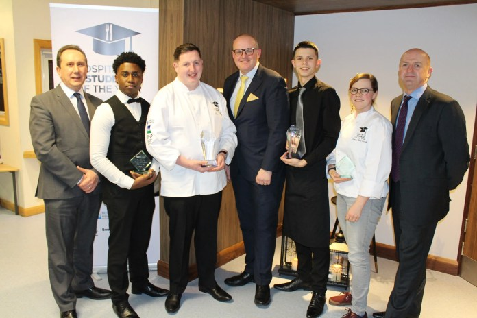 HOSPITALITY STUDENT OF THE YEAR 2018