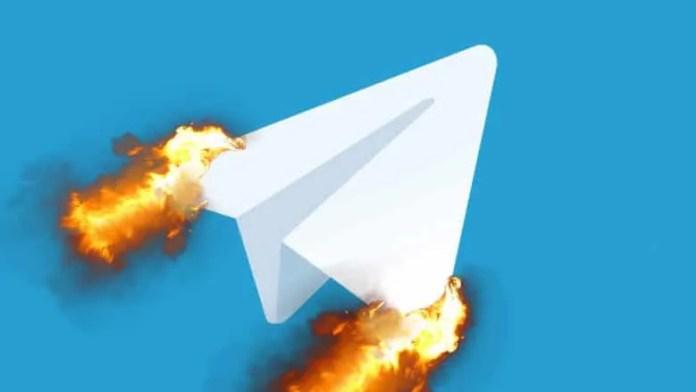 Telegram apps vanish from the App Store