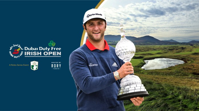 Rahm targeting another historic victory at Ballyliffin