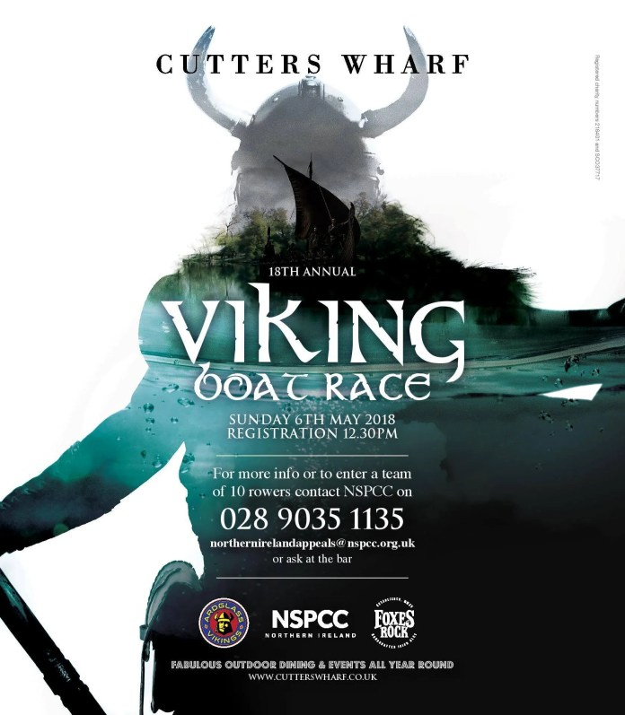 Tiffany Brien Viking Boat Race