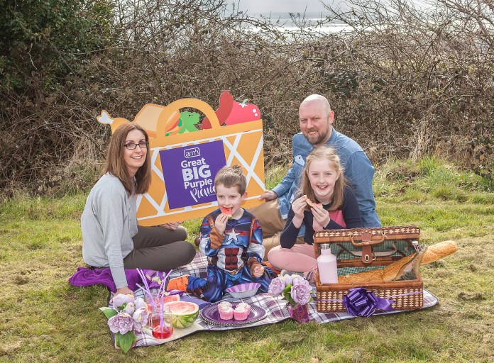 Great Big Purple Picnic