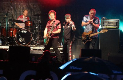 Bay City Rollers, Glenarm Castle, 25 May: www.glenarmcastle.com