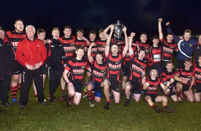 Nutty Krust U18 Floodlit Rugby Tournament 2018