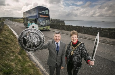 Translink launches new Causeway travel ticket to explore 'world's best region'