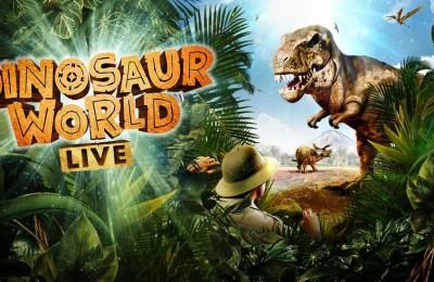 Dino World live