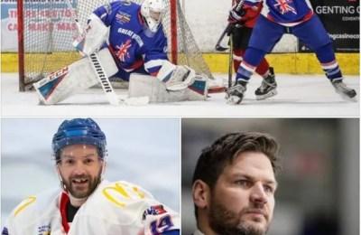 Belfast Giants Uk Hockey Team