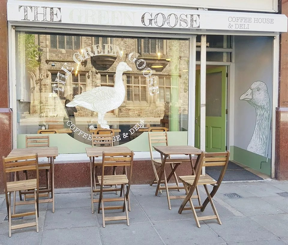 Review: The Green Goose - Coffee House and Deli, Belfast ...