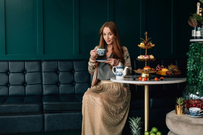 Babel Tipsy Tea