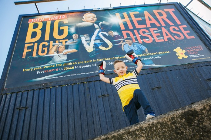 launch of Heart Week, Children's Heartbeat Trust's awareness raising campaign