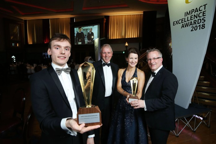 Ulster University's Impact Excellence Awards