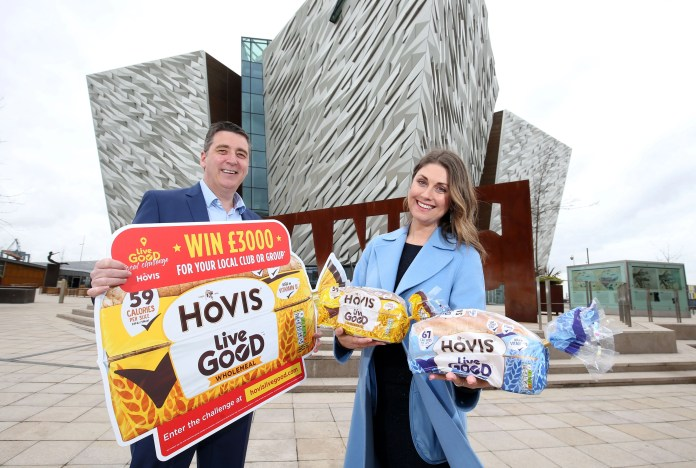 HOVIS® 'LIVE GOOD LOCAL CHALLENGE