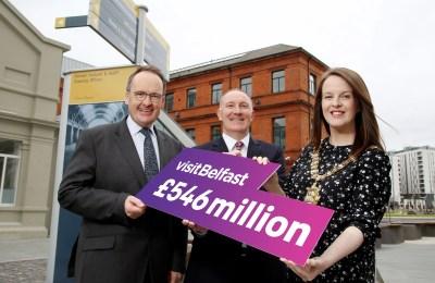 Visit Belfast £546m Target