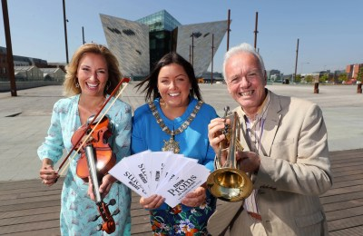 BBC Proms in the Park Returns To Titanic Slipways, Belfast