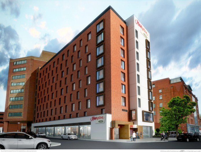Hampton by Hilton Belfast