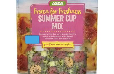 Frozen Pimms ASDA