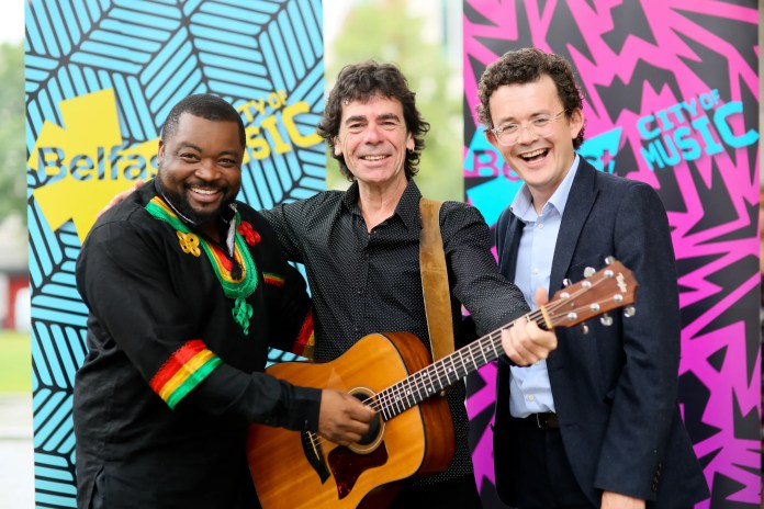 Belfast's Caribbean Community
