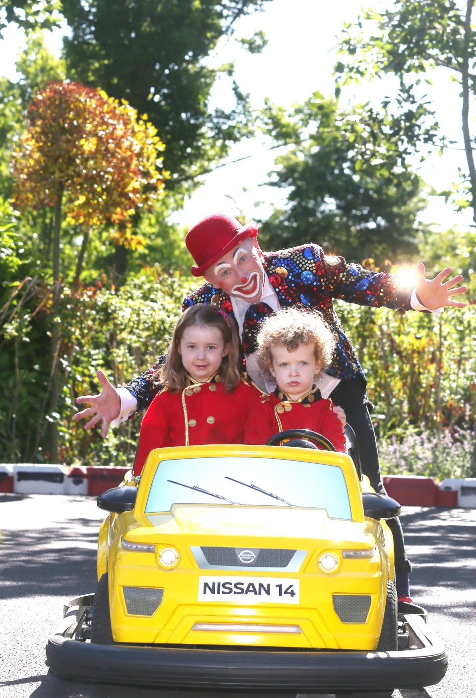 The Show by Fossetts at Tayto Park