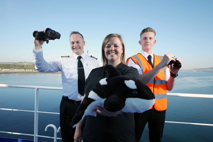 P&O FERRIES IS CALLING ALL SEALIFE VOLUNTEERS