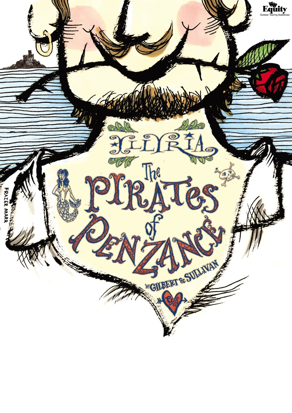 Mossley Mill Pirates of Penzance
