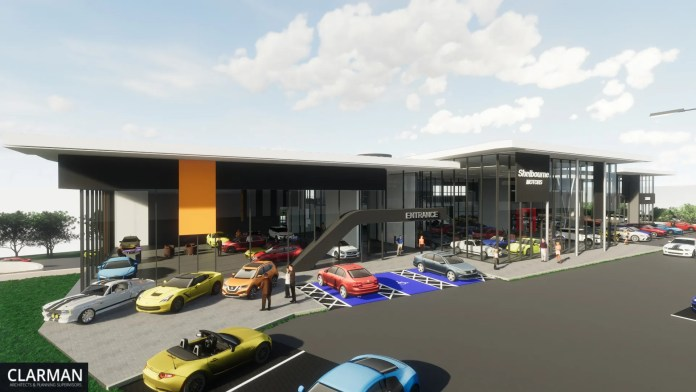 Shelbourne Motors announces Kia dealership for £5m complex in Newry