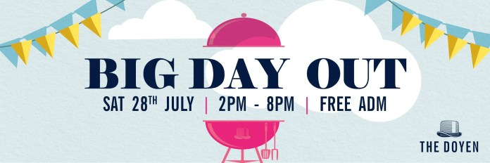 The Doyen Big Day Out