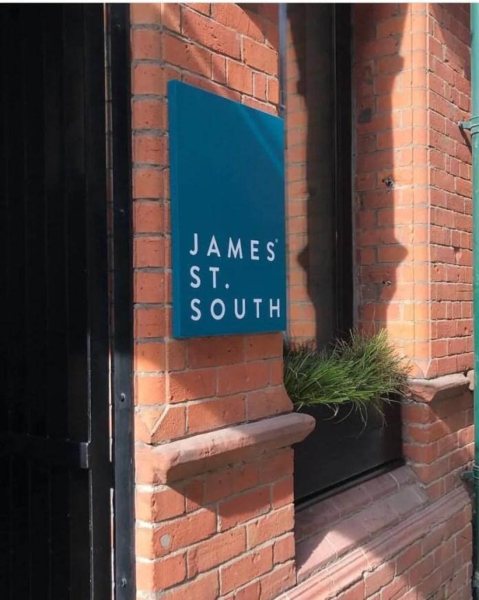 James St South
